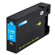 Tinteiro Canon Maxify Compatível PGI-1500 XL Azul
