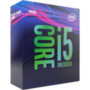 Processador Intel Core i5-9600K Hexa-Core 3.7GHz c/ Turbo 4.6GHz 9MB Skt 1151