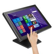 """Monitor 15"""" Iggual MTL15B LCD Táctil XGA USB"""