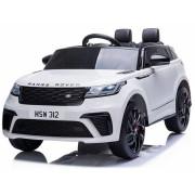 Carro Elétrico Range Rover VELAR 12V Bateria c/ Comando Branco