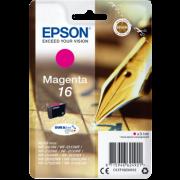 Tinteiro Epson 16 Magenta Original Série Caneta e Palavras Cruzadas (C13T16234012)