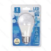 Lâmpada LED E27 9W 4000K Luz Natural A5 A60 Aigostar
