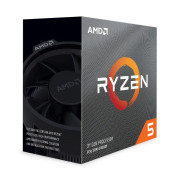Processador AMD Ryzen 5 3600X Hexa-Core 3.8GHz c/ Turbo 4.4GHz 36MB SktAM4