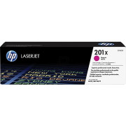 Toner HP LaserJet Original 201X Magenta (CF403X)