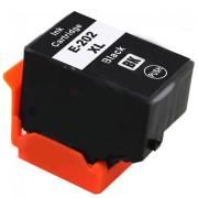 Tinteiro Epson Compatível 202 XL - T02G1 / T02E1 Preto