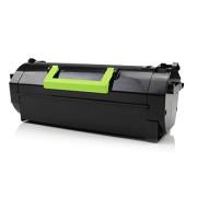 Toner Lexmark MX710 / MX711 / MX810 / MX811 / MX812 Preto Compatível 25K (62D2H00/622H)