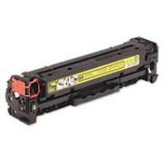 Toner 304A HP Compatível (CC532A) Amarelo   - ONBIT