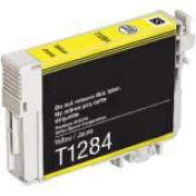 Tinteiro Epson Compatível T1284 - Amarelo   - ONBIT