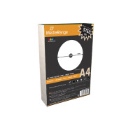 Etiquetas Mediarange para CD/DVD/Bluray 15-118mm (Pack 50 Folhas)  MRINK132 - ONBIT