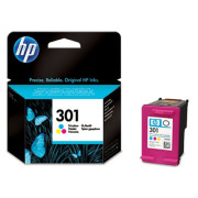 Tinteiro HP 301 Original Tricolor (CH562EE)   - ONBIT