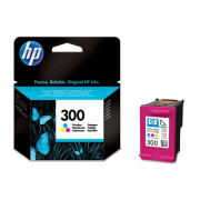 Tinteiro HP 300 Tricolor Original (CC643EE)   - ONBIT