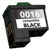 Tinteiro Lexmark Compatível Nº 16 / Nº 17 Preto   - ONBIT