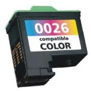 Tinteiro Lexmark Compatível Nº 26 / Nº 27 tricolor   - ONBIT