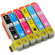 Conjunto 6 Tinteiros Epson 24 XL - ref. T2431/2/3/4/5/6