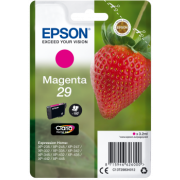 Tinteiro Epson 29 Magenta Original Série Morango (C13T29834012)