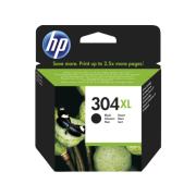 Tinteiro HP 304 XL Original Preto (N9K08AE)