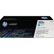 Toner HP LaserJet Original 305A Azul (CE411A)