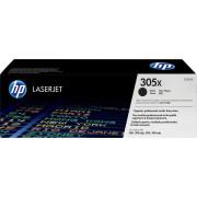 Toner HP LaserJet Original 305X Preto (CE410X)