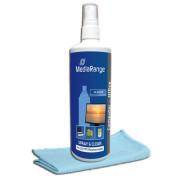 MediaRange Spray & Clean para TFT/LCD/Plasma (250ml)   - ONBIT