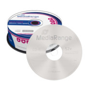 CD-R Mediarange 52x - Pack 25   - ONBIT