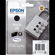 Tinteiro Epson 35 Preto Original Série Cadeado (C13T35814010)