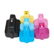 Conjunto 6 Tinteiros Compatíveis HP 363 XL   - ONBIT