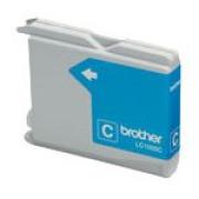 Tinteiro Compatível Brother LC980C / LC1100C Azul   - ONBIT