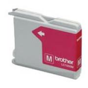 Tinteiro Compatível Brother LC980M / LC1100M Magenta   - ONBIT
