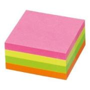 Bloco de Notas Adesivo 240 folhas MultiCores Info Notes 50x50