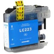 Tinteiro Brother Compatível LC221 / LC223 XL (V2) Azul   - ONBIT