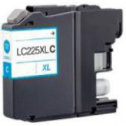 Tinteiro Brother Compatível LC225 XL (V2) Azul   - ONBIT