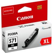 Tinteiro Canon CLI-571 BK XL Preto Original (0331C001)