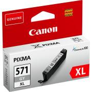 Tinteiro Canon CLI-571 GY XL Cinza Original (0335C001)