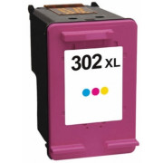 Tinteiro HP Reciclado 302 XL v3 Tricolor (F6U67AE)