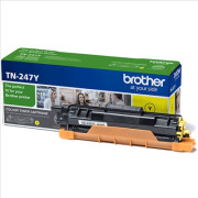 Toner Brother Original TN-247Y Amarelo