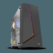 Caixa ATX Nox Infinity Alpha  RGB com Janela