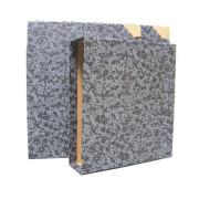 Caixa para Pasta Arquivo 4Office Marmoreada