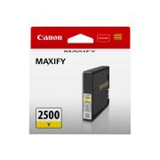 Tinteiro Canon Maxify PGI-2500 XL Amarelo Original (9303B001)