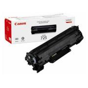 Toner Canon Original 725 Preto (3484B002)