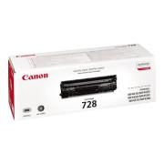 Toner Canon Original 728 Preto (3500B002)