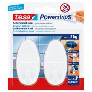 Gancho Tesa PowerStrips Tesa - 2 unidades