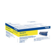 Toner Brother Original TN-421Y Amarelo
