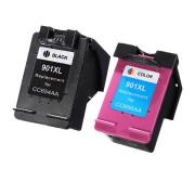 Conjunto 2 Tinteiros Compatíveis HP 901 XL   - ONBIT