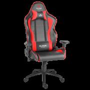 Cadeira Gaming Alpha Gamer Pollux Preta/Vermelha