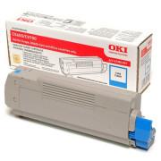 Toner Oki Original C5600 / C5700 Azul