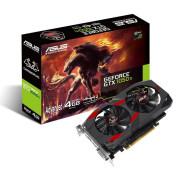 Placa Gráfica Asus CERBERUS GeForce GTX 1050ti 4GB (CERBERUS-GTX1050TI-O4G)