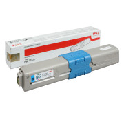 Toner Oki Original C310 / C330 / C510 / C530 Azul