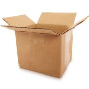 Caixa de Cartão Canelado Duplo 300x300x300 mm - Pack 15 unidades