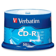 CD-R Verbatim 52X - Pack 50