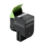 Toner Lexmark Compatível 80C2HK0 / 802HK Preto